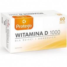 Protego Witamina D 1000 Salvum Lab (60 капс)