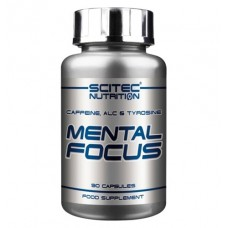 Mental Focus Scitec Nutrition (90 капс)