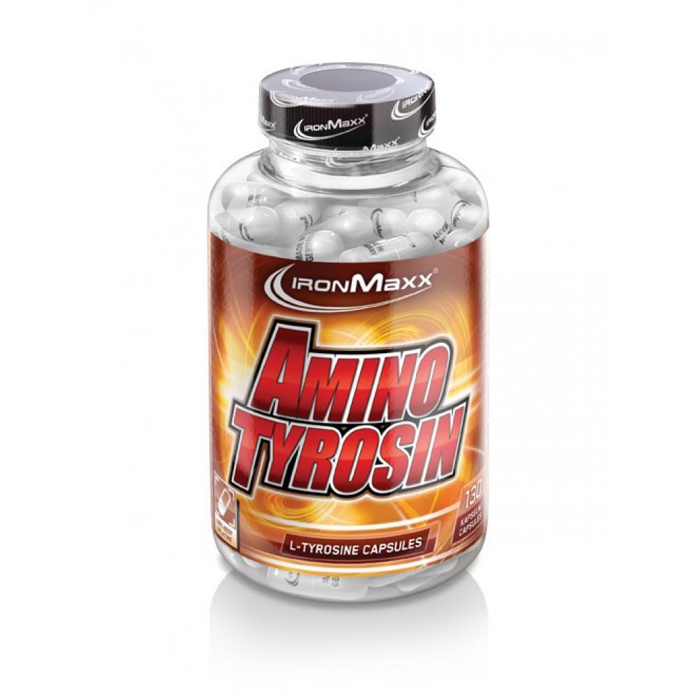 Amino Tyrosine IronMaxx (130 капс)