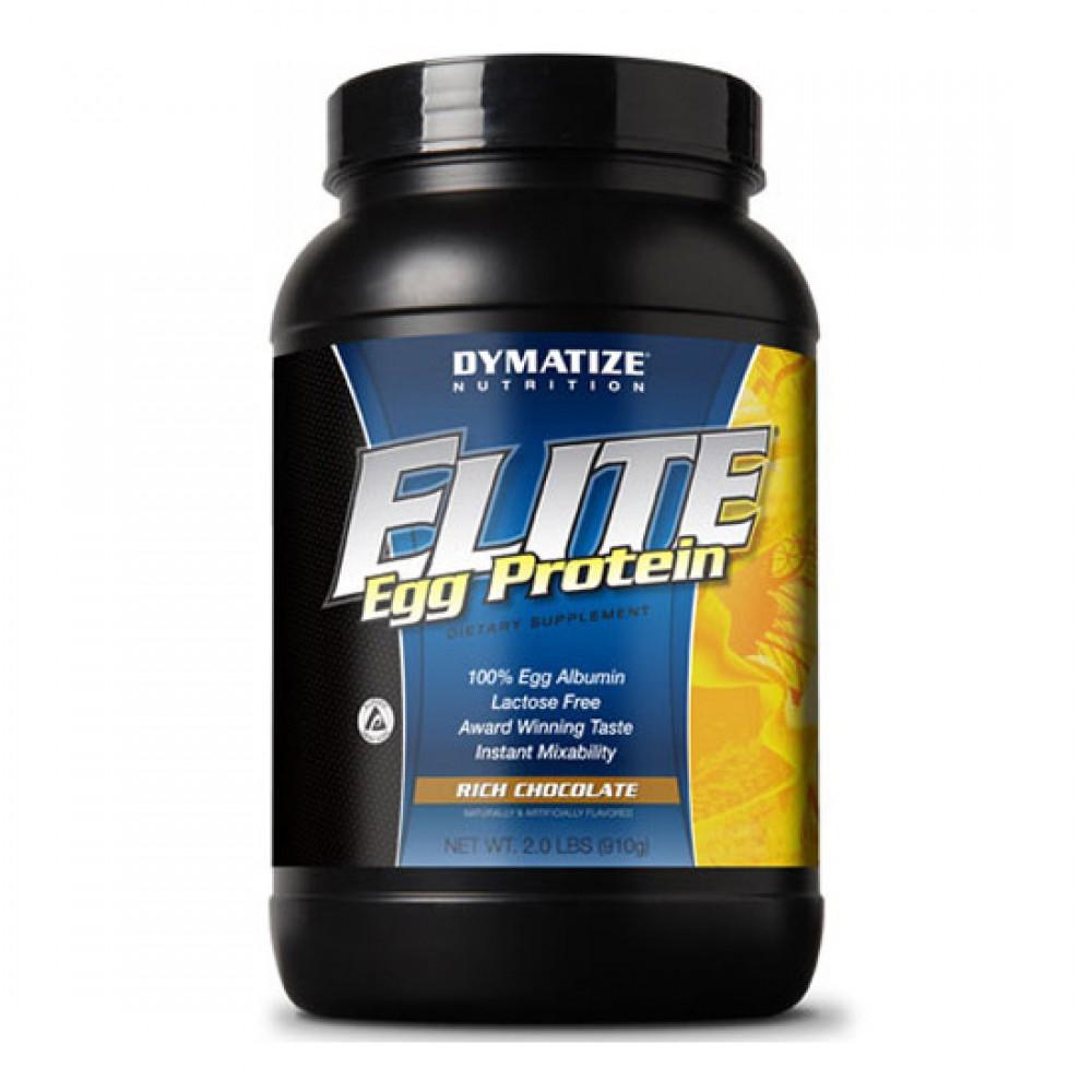 Elite Egg Protein Dymatize Nutrition (910 гр)