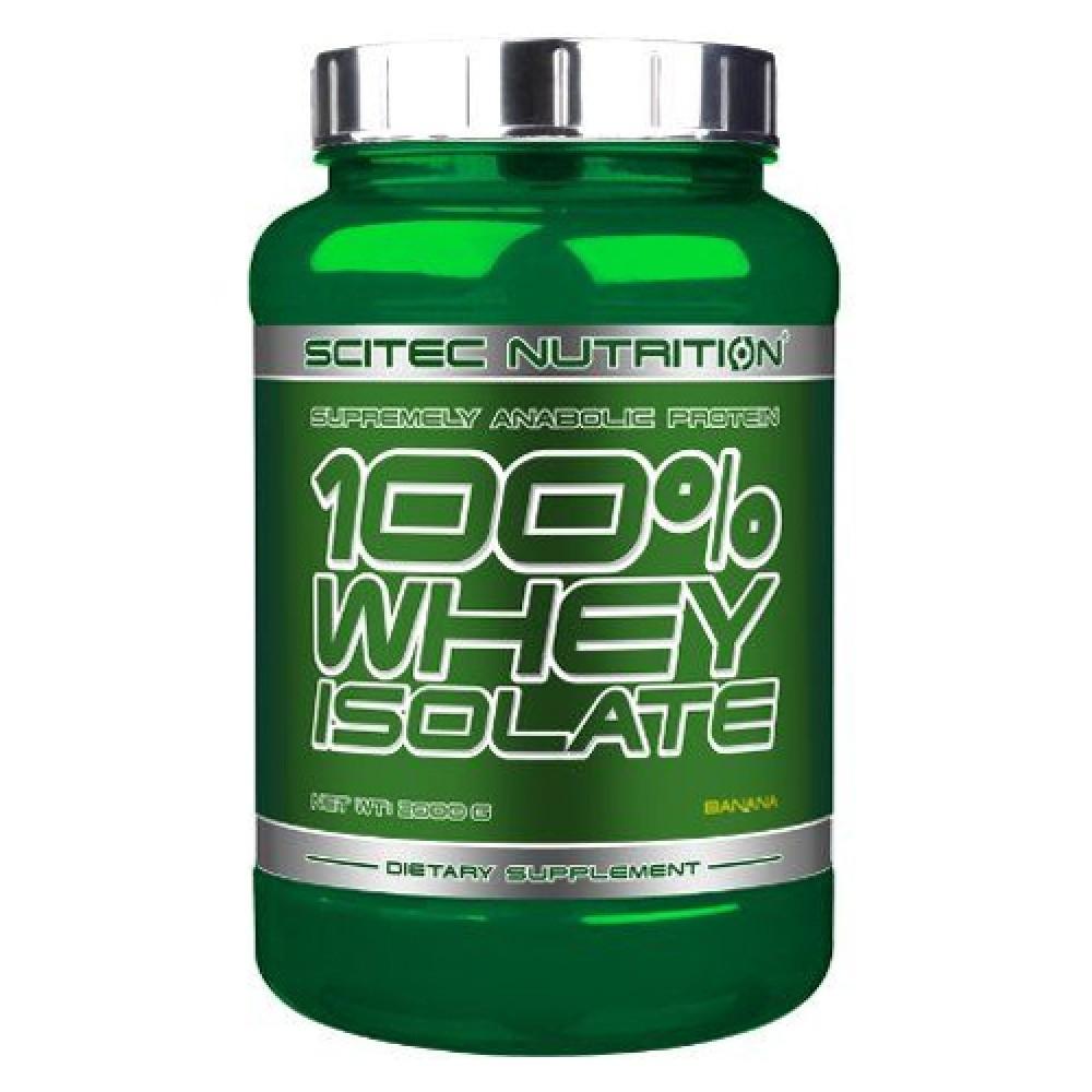 100% Whey Isolate Scitec Nutrition (700 гр)