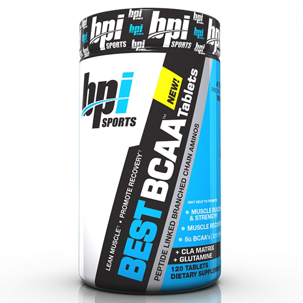 Best BCAA BPI Sports (120 табл)