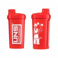 Shaker Gymaholic Red UNS Supplements (700 мл)