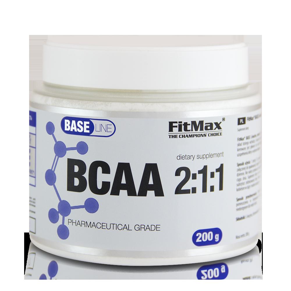 Base BCAA 2:1:1 FitMax (200 гр)
