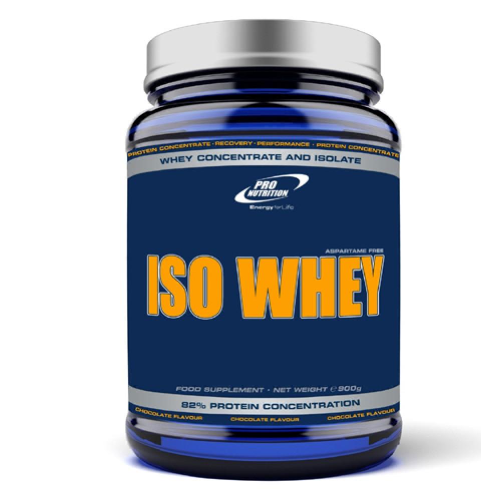 Iso Whey Pro Nutrition (900 гр)