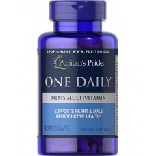 One Daily Men's Multivitamin 100 Caplets