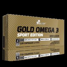 Gold Omega 3 Sport Olimp (120 капс)