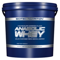Anabolic Whey Scitec Nutrition (4000 гр)