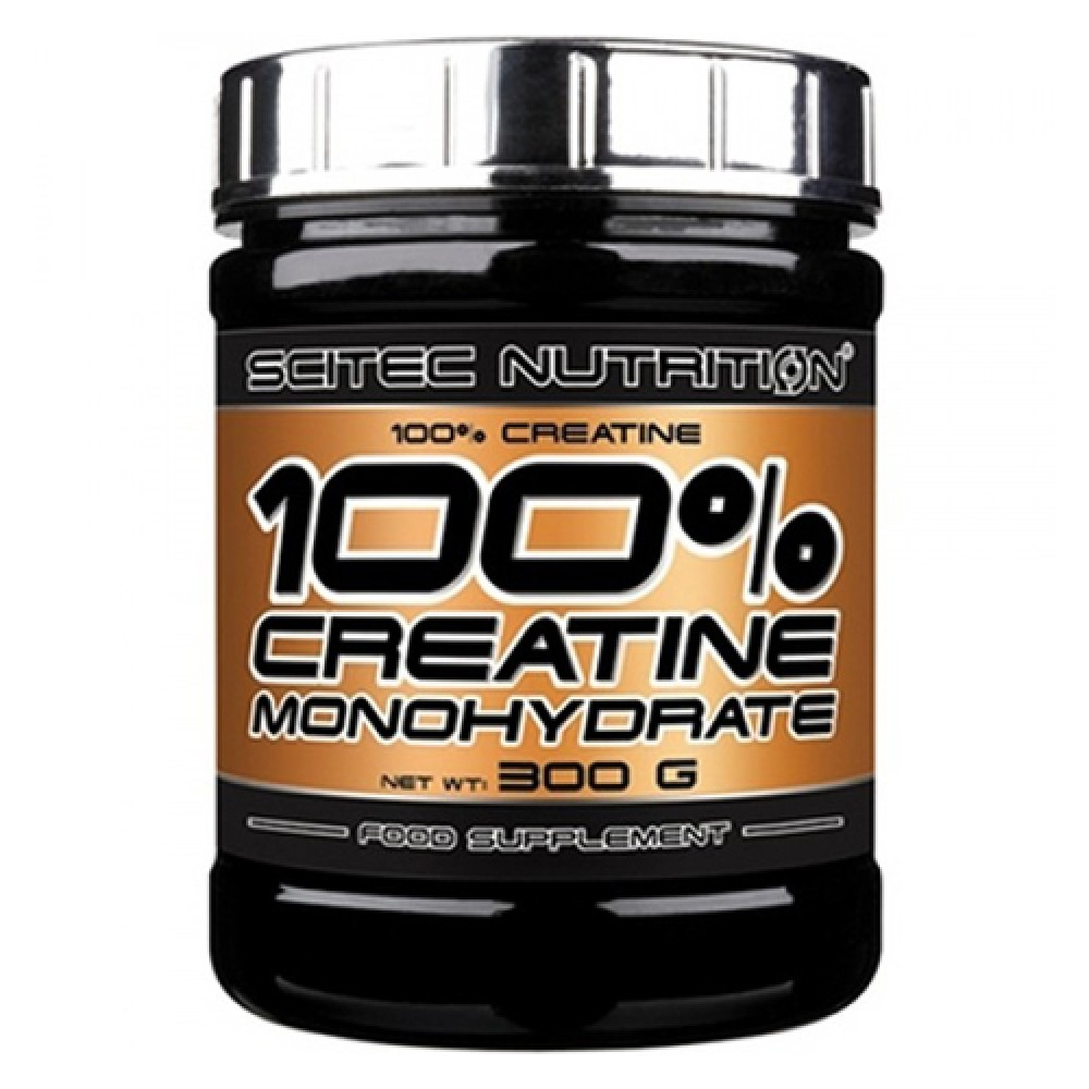 100% Pure Creatine Monohydrate Scitec Nutrition (300 гр)