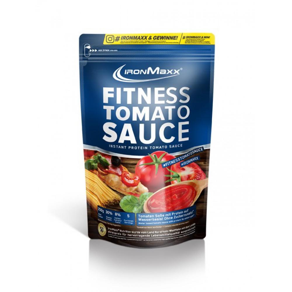 Fitness Tomato Sauce Ironmaxx (250 гр)