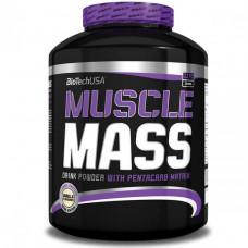 Гейнер Muscle Mass BioTech USA (2270 г)