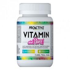 Vitamin and more ProActive (90 табл)