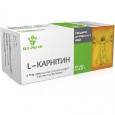 L- Карнітін Elit-Pharm  (80 капс)