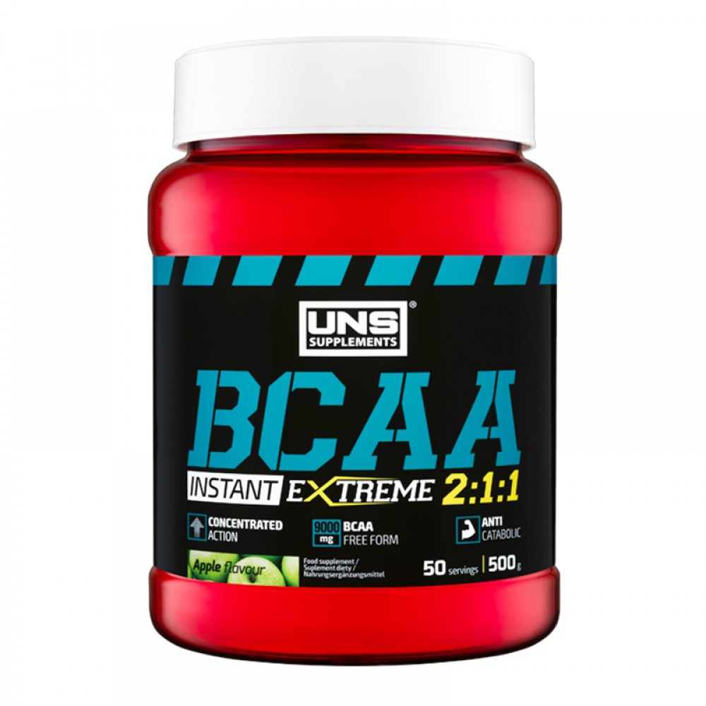 BCAA 2:1:1 Instant UNS Supplements (500 гр)