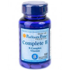 Complete B (Vitamin B Complex) 100 Tablets