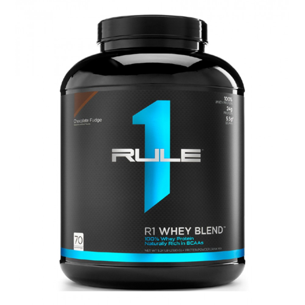 Whey Blend Rule One (2380 гр)