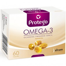 Protego Omega 3 Salvum Lab (60 капс)