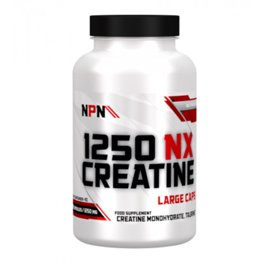 1250 NX Creatine Nex Pro Nutrition (120 капс)