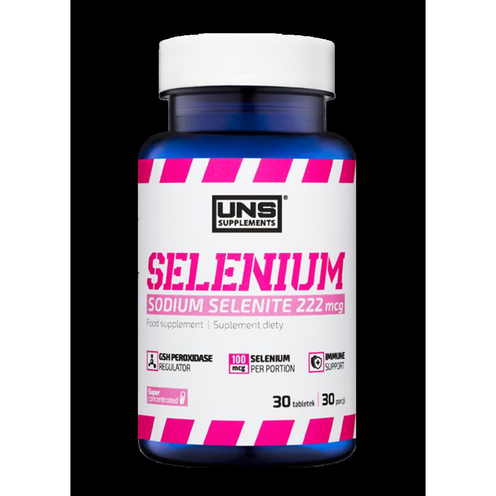 Selenium UNS Supplements (30 табл)