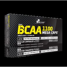 BCAA Mega Caps 1100 Olimp (120 капс)