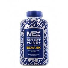 BCAA 9K Mex Nutrition (180 табл)