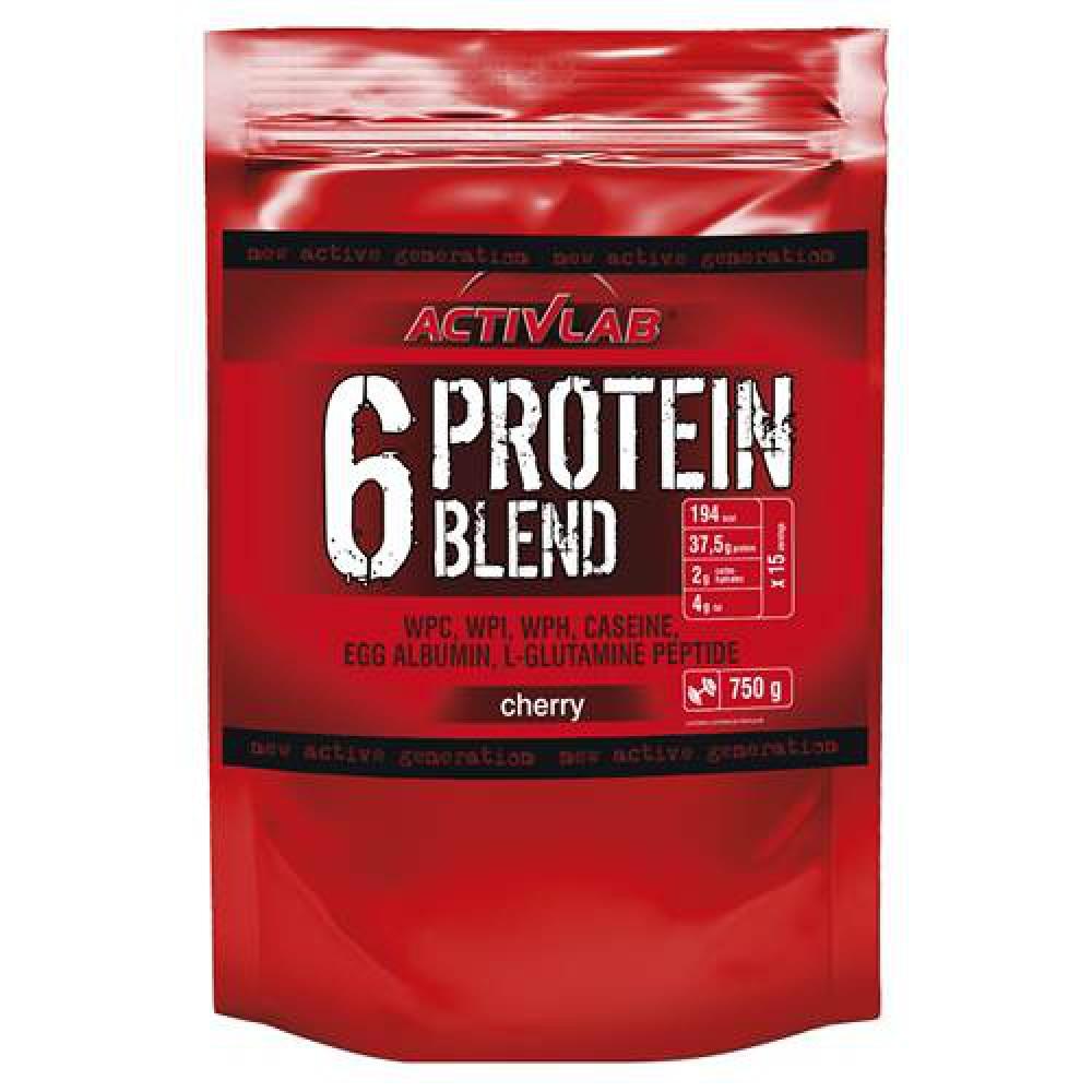 Протеин 6 Protein Blend Activlab (750 г)