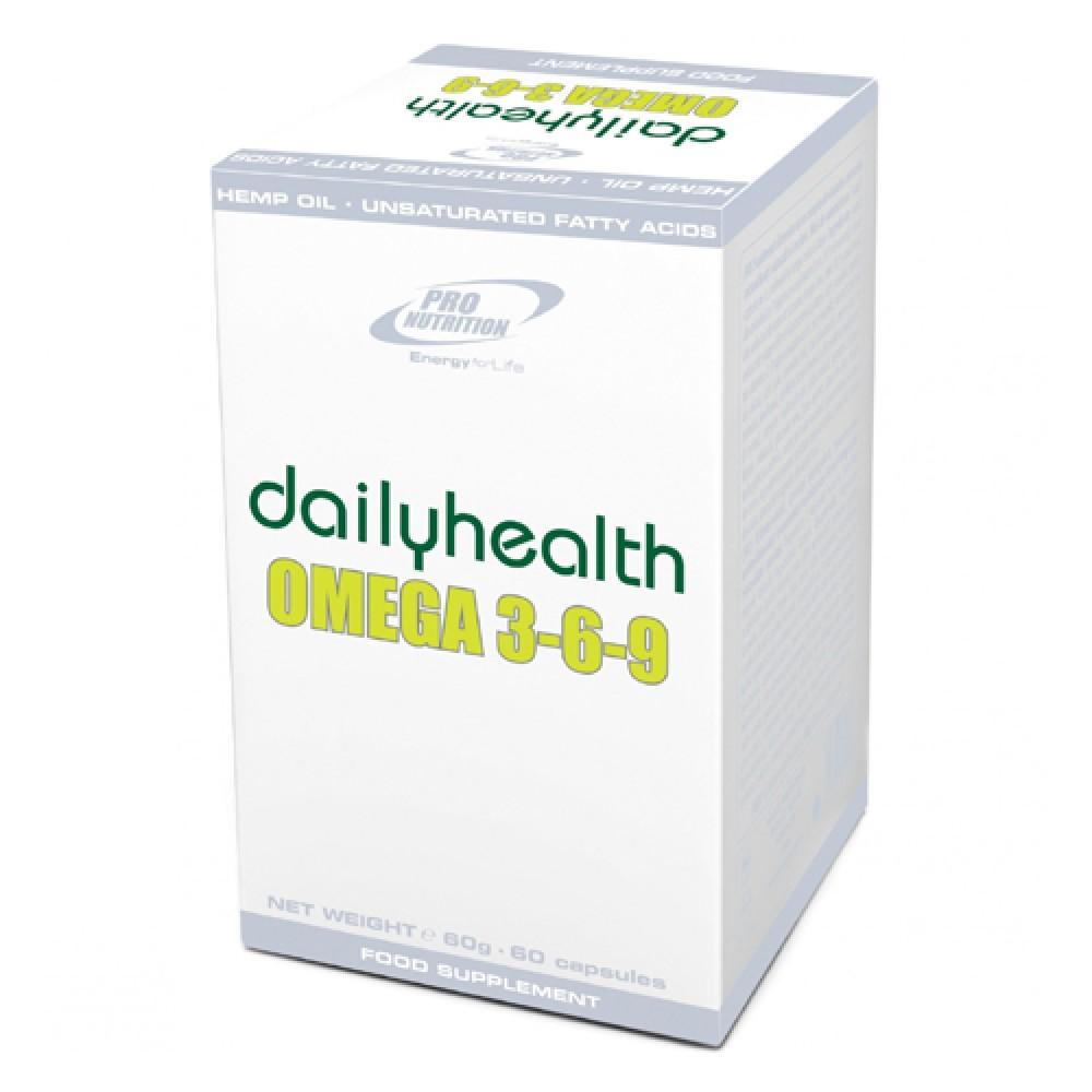 Omega 3-6-9 Pro Nutrition (60 капс)