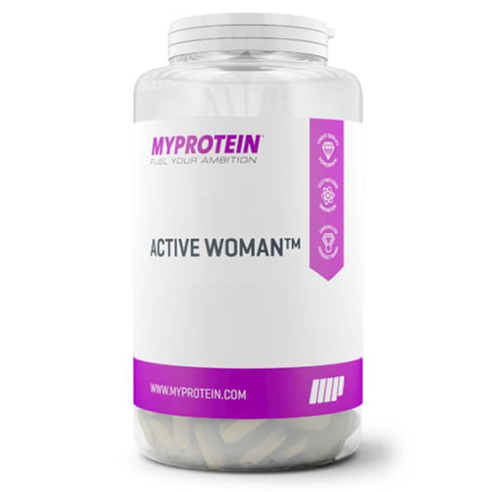 Active Woman Hair, Skin MyProtein (150 табл)