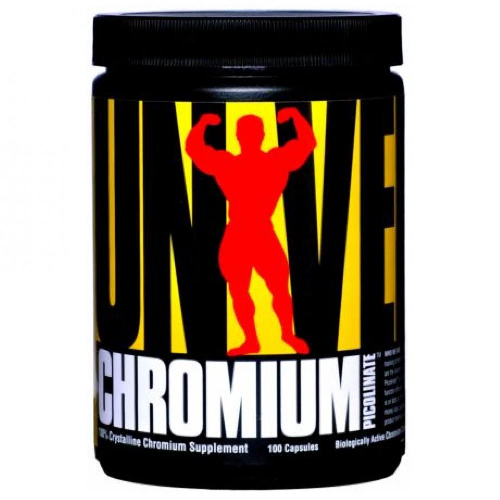 Chromium Picolinate Universal Nutrition (100 капс)