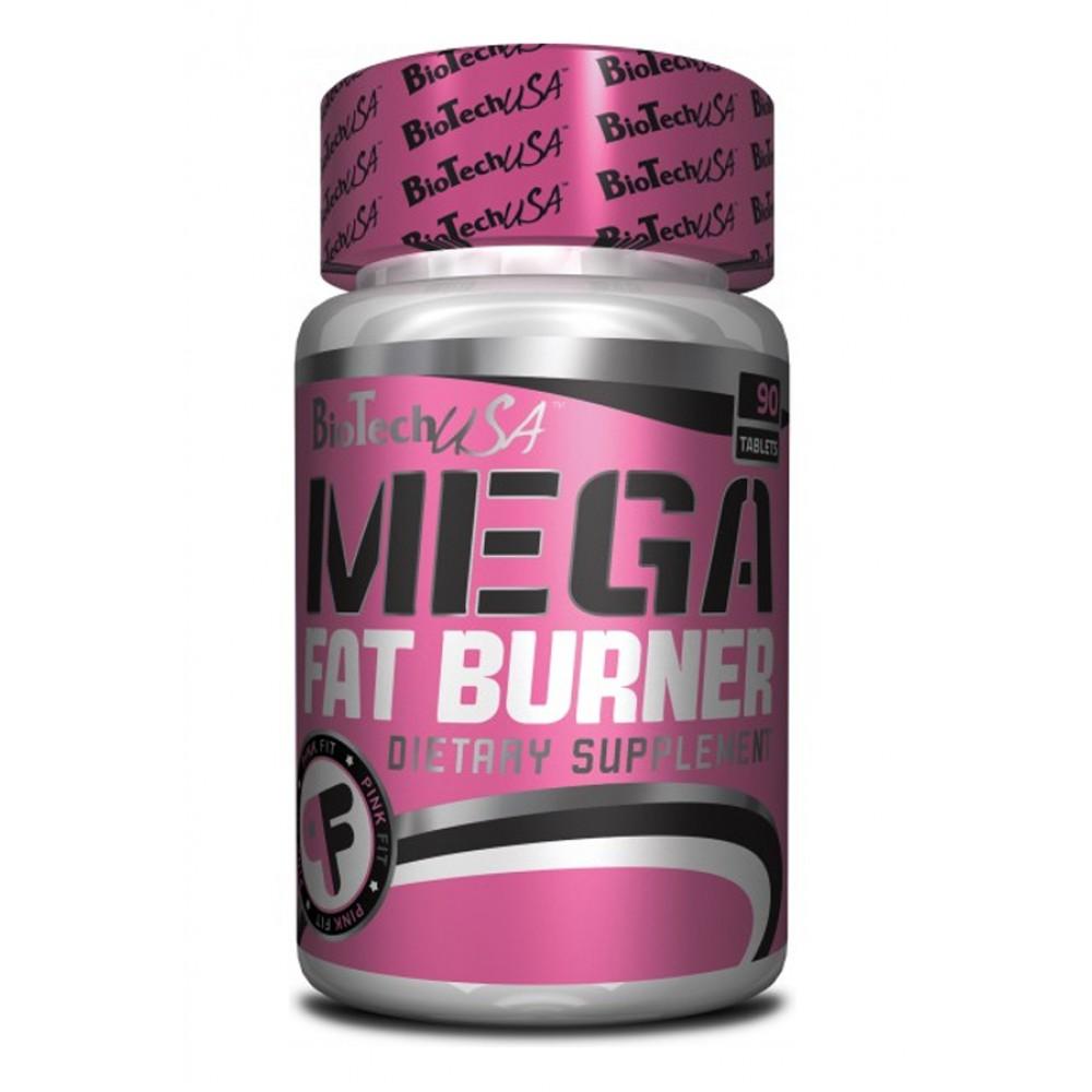 Жиросжигатель Mega Fat Burner BioTech USA (90 табл.)