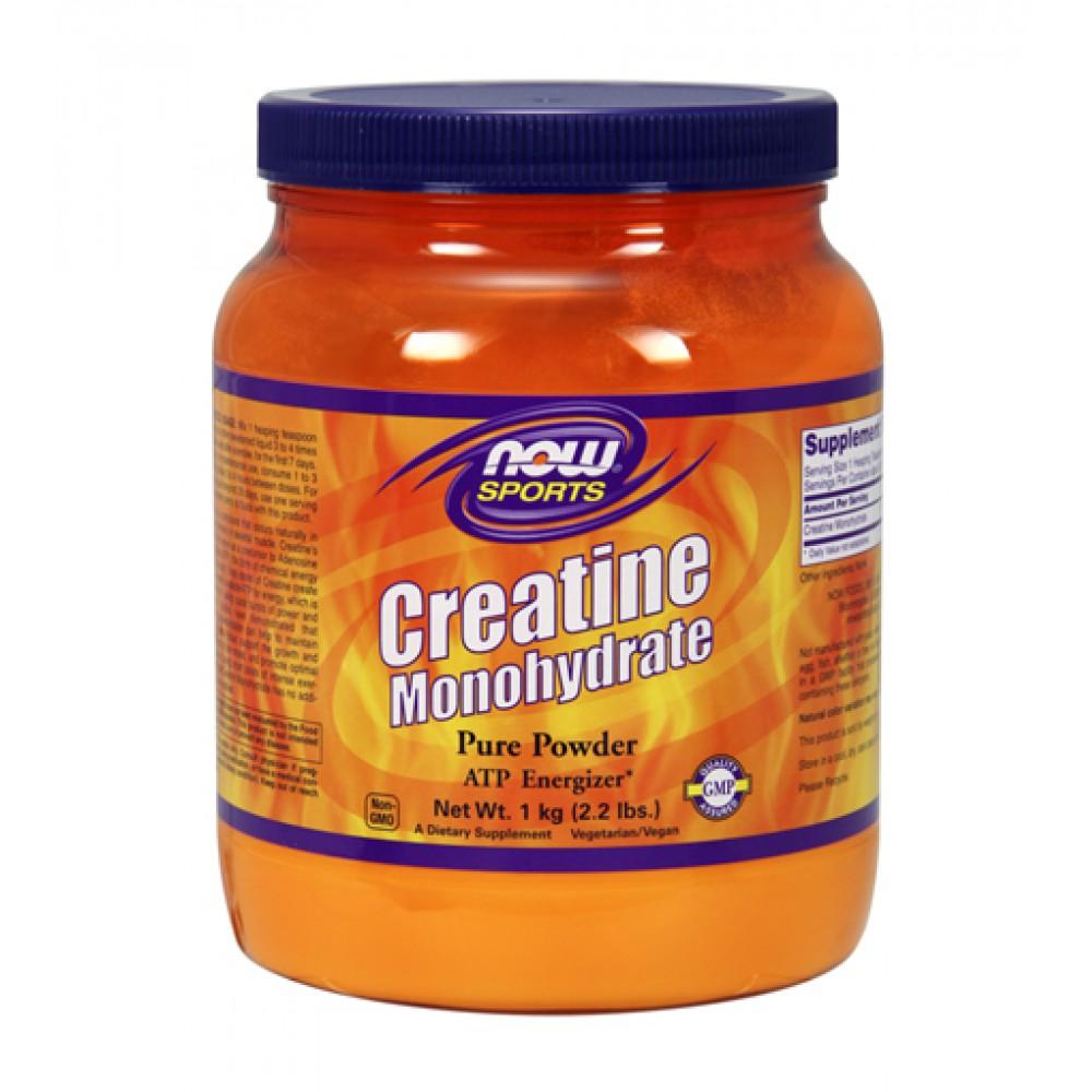 Creatine Monohydrate NOW (1000 гр)