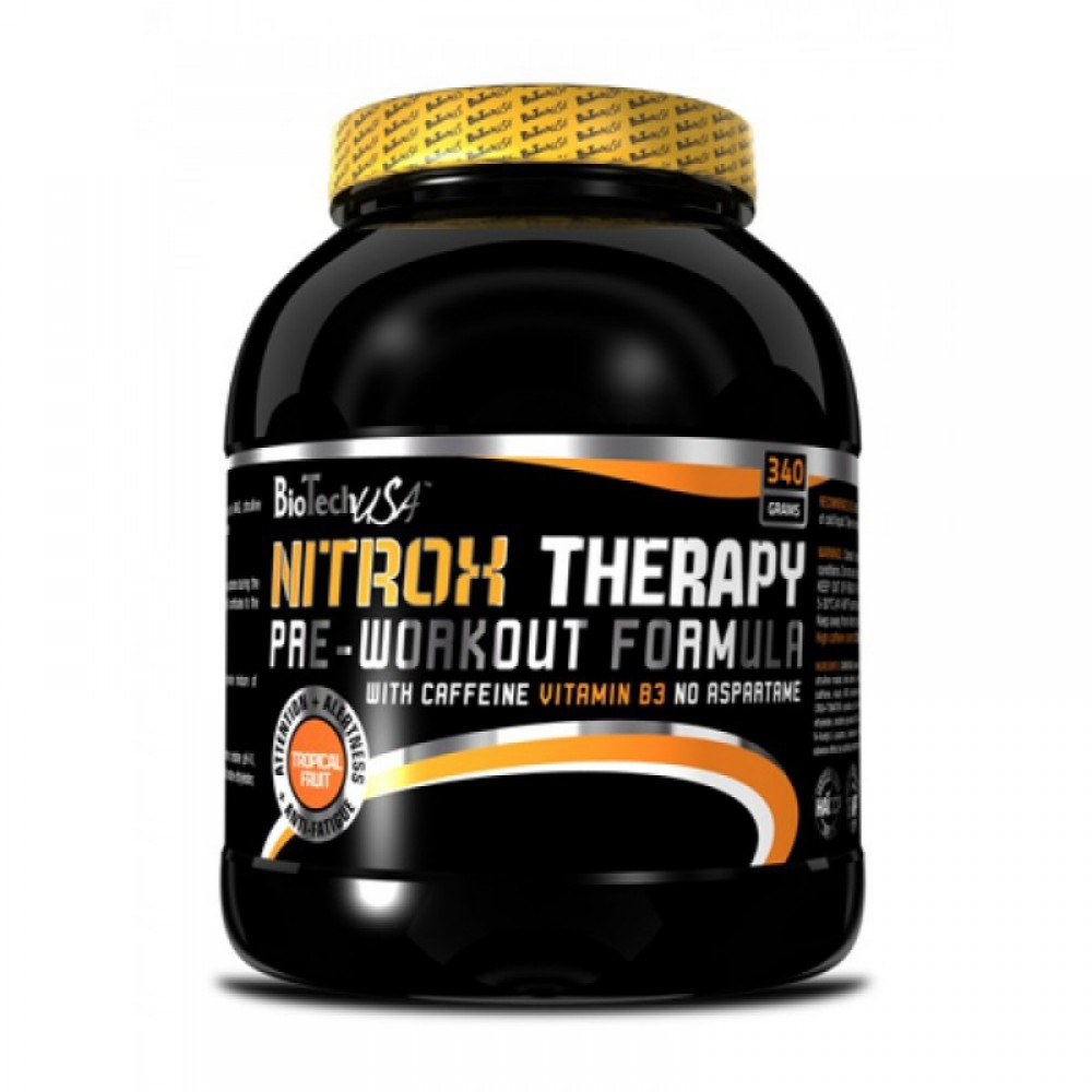 Энергетик Nitrox Therapy BioTech USA (340 г)