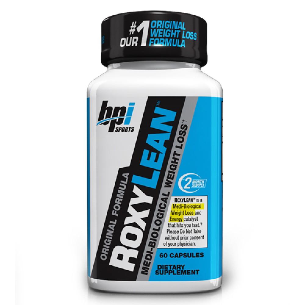 Roxy lean BPI Sports (60 капс)