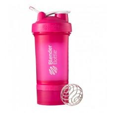 Шейкер ProStak Blender Bottle розовый (650 мл)