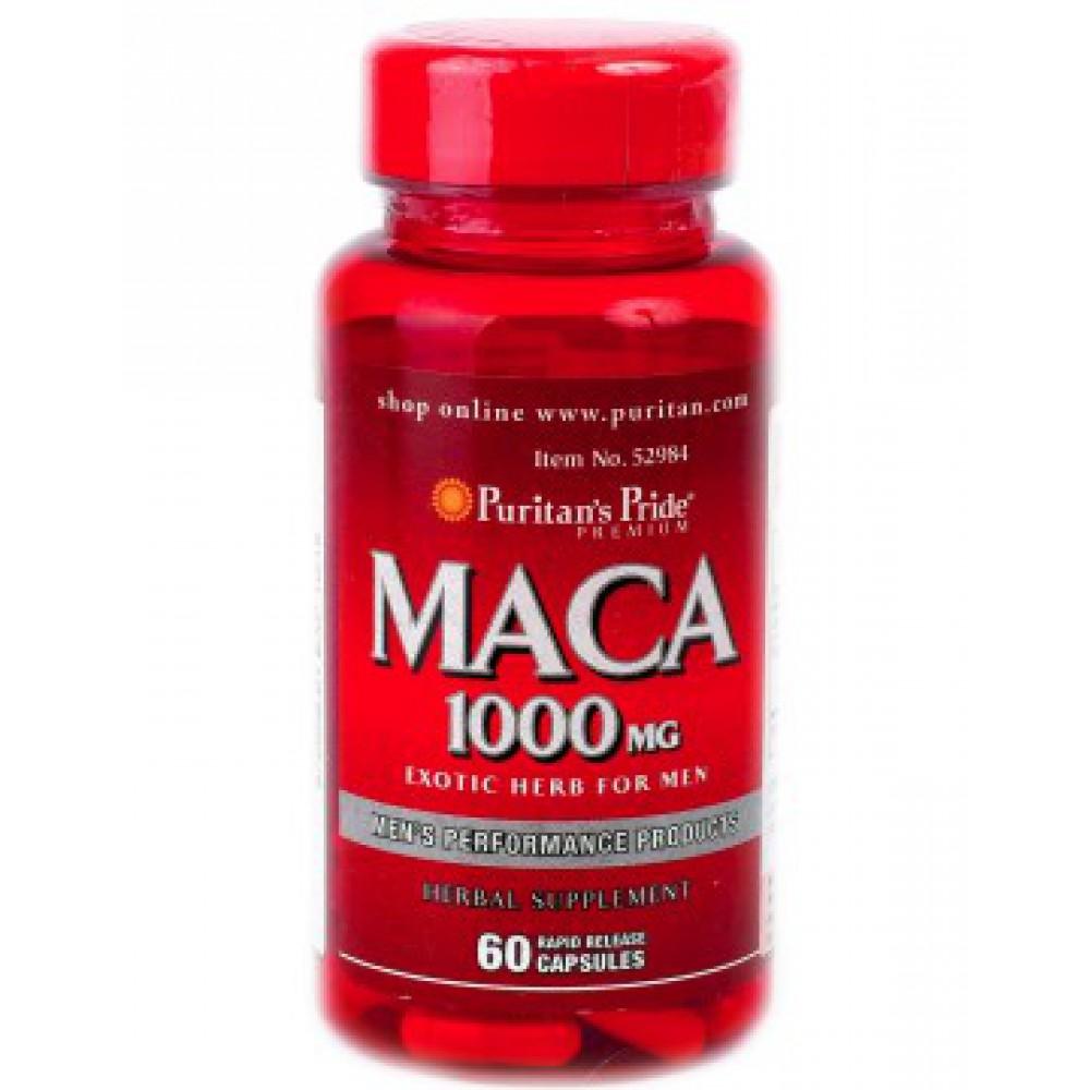 Maca 1000 mg 60caps