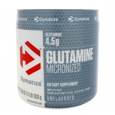 Glutamine Dymatize Nutrition (500 гр)