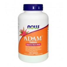 ADAM Tablets Superior Mens Multi NOW (120 табл)