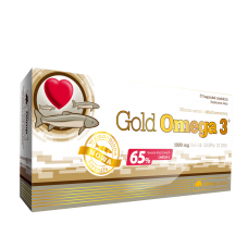 Gold Omega 3 65% Olimp Labs (60 капс)