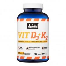 VIT D3 K2 MK7 UNS Supplements (90 табл)