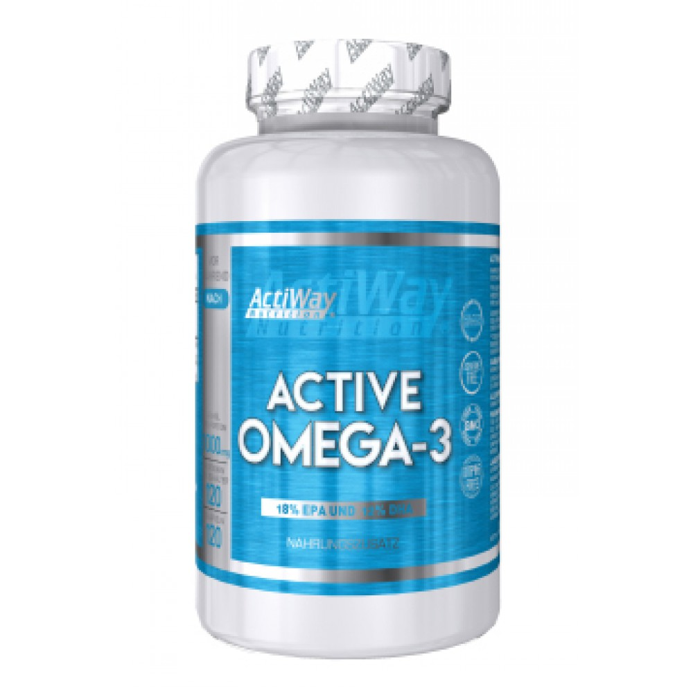 Activ Omega-3 ActiWay (120 капс)