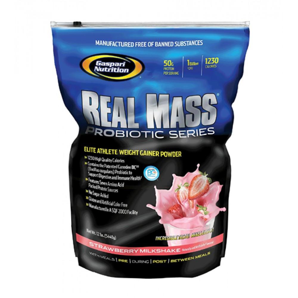 Real Mass Probiotic Gaspari Nutrition (5448 гр)
