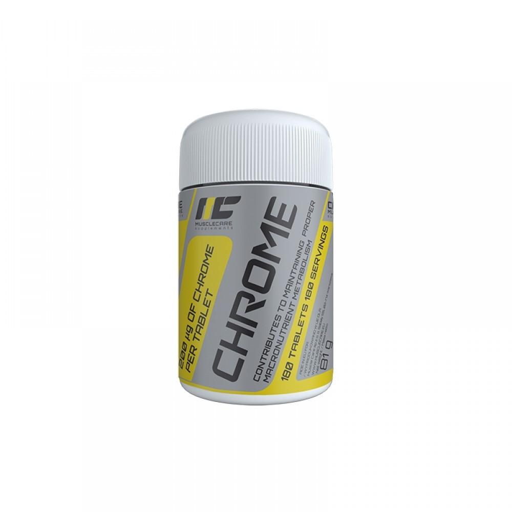 Chrome Muscle Care (180 табл)