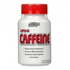 Lipo 6 Caffeine Nutrex Research (60 капс)