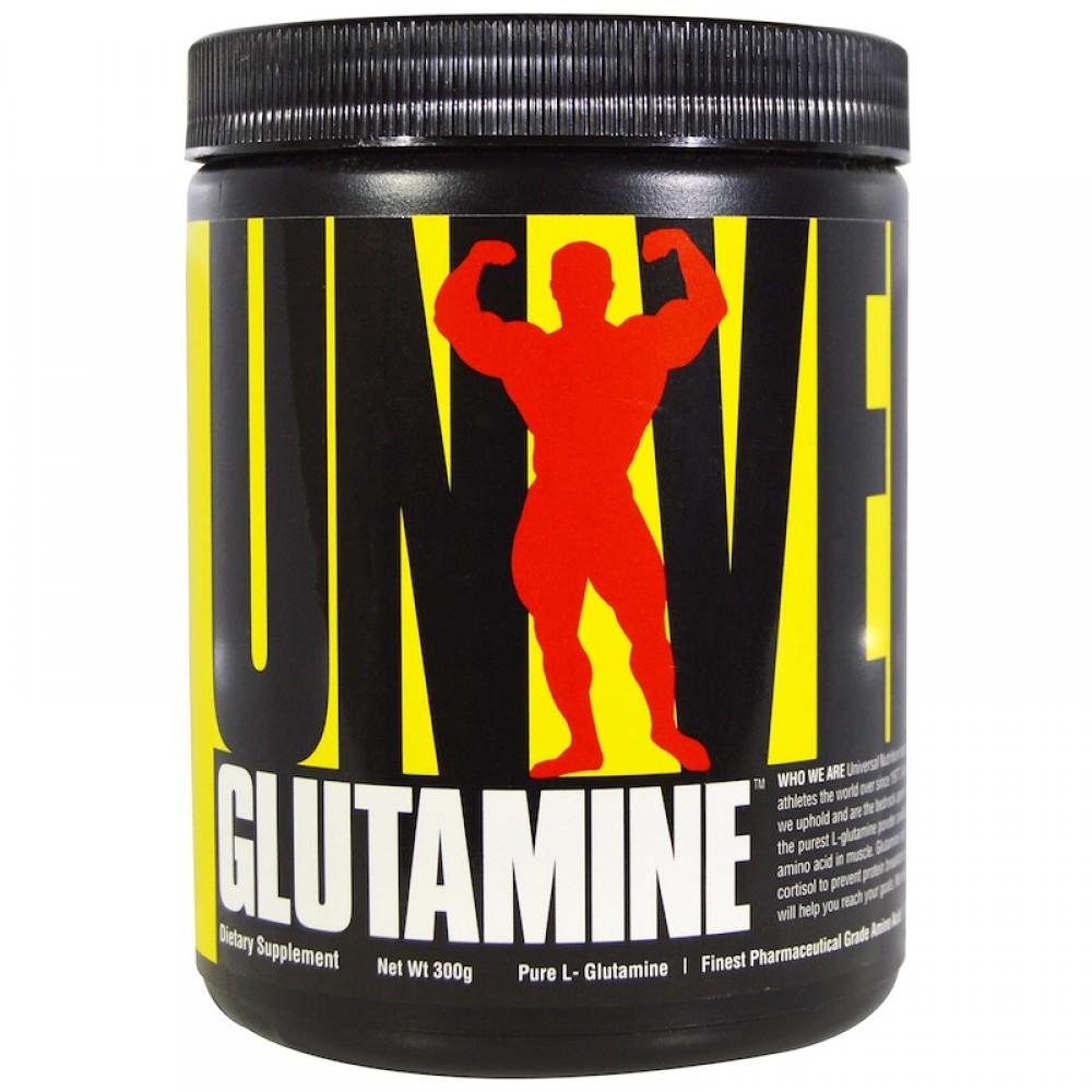 Glutamine Universal Nutrition (300 гр)