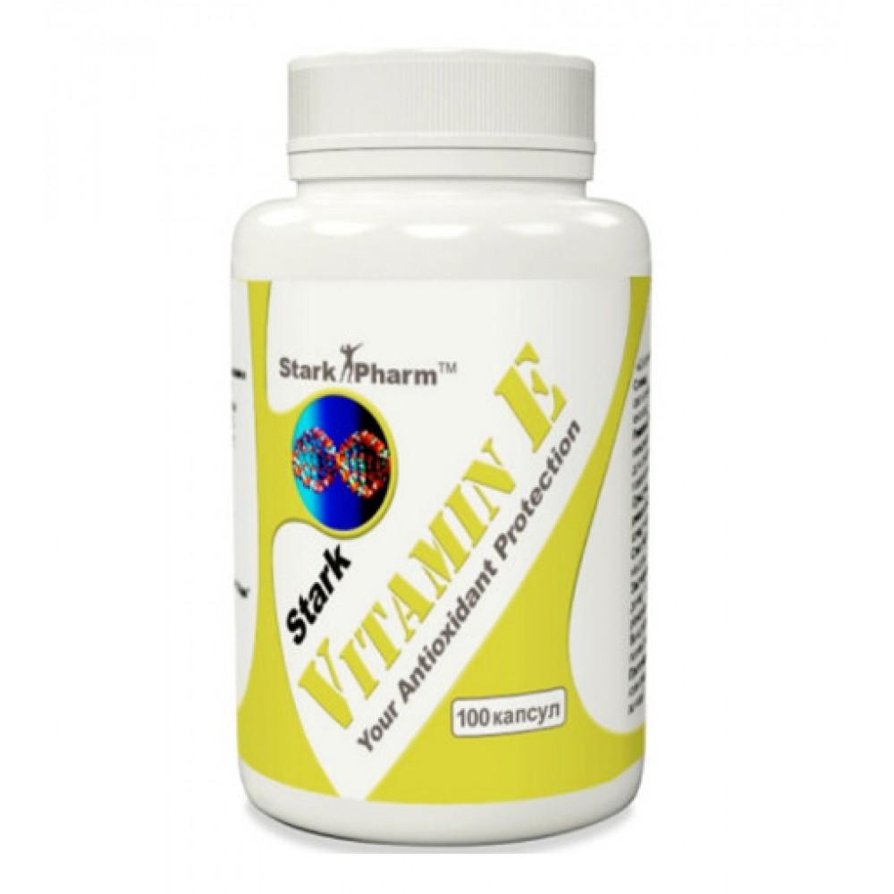 Vitamin E Stark Pharm (100 капс)