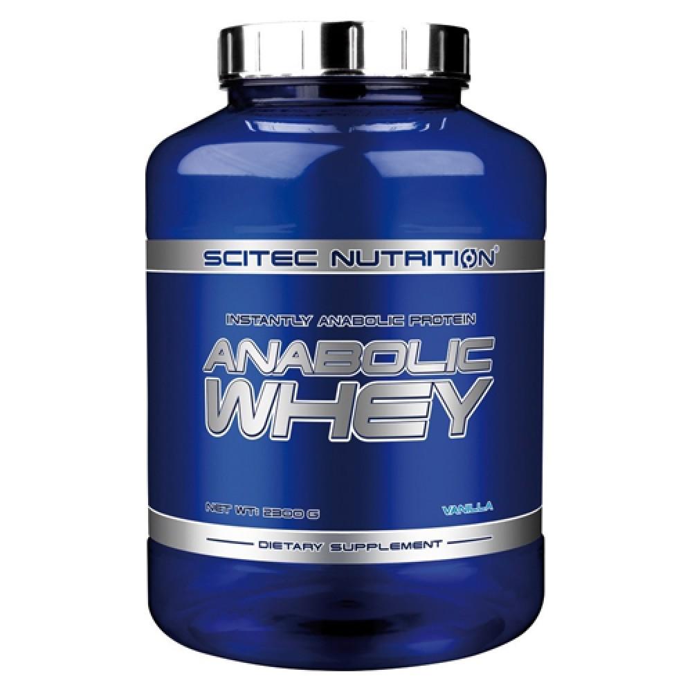 Anabolic Whey Scitec Nutrition (2300 гр)