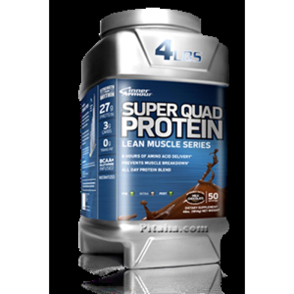 Super Quad Protein Inner Armour Blue (1814 гр.)