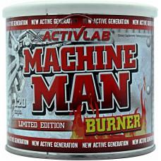 Жиросжигатель Machine Man Burner Activlab (120 капс)