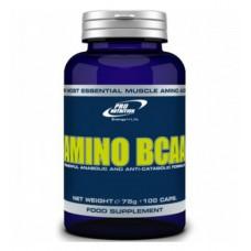 Amino BCAA Pro Nutrition (100 капс)