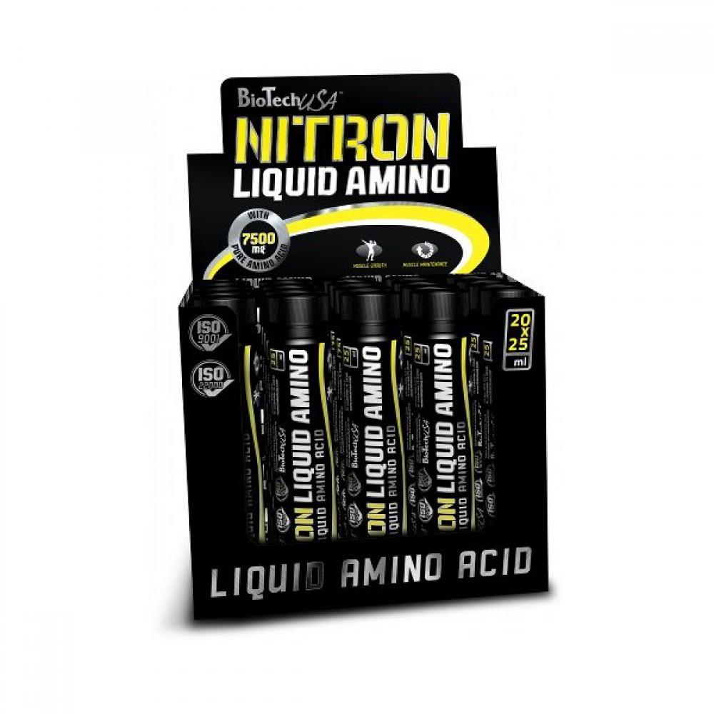 Аминокислоты Nitron Ampoule BioTech USA (20 амп.)